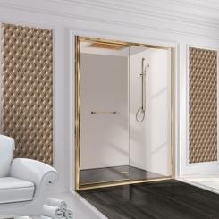 Двери в нишу золото