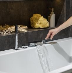 Смесители на борт ванны