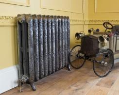 Чугунные  и  стальные радиаторы