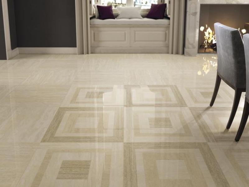 Travertino Floor