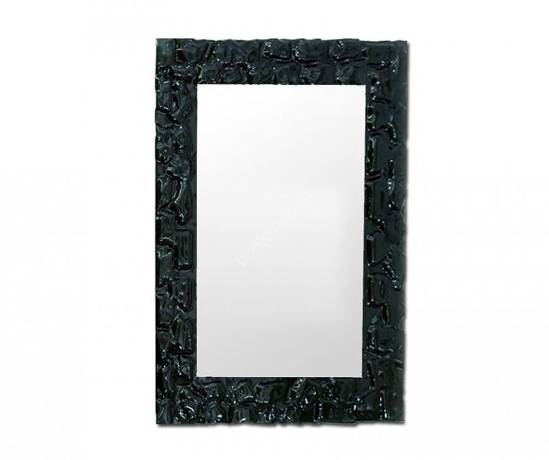 Lustro Pompea Rectangle BLACK
