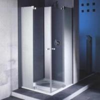 Дверь двухстворчатая Clever с 2-мя неподвижным элементом в нишу