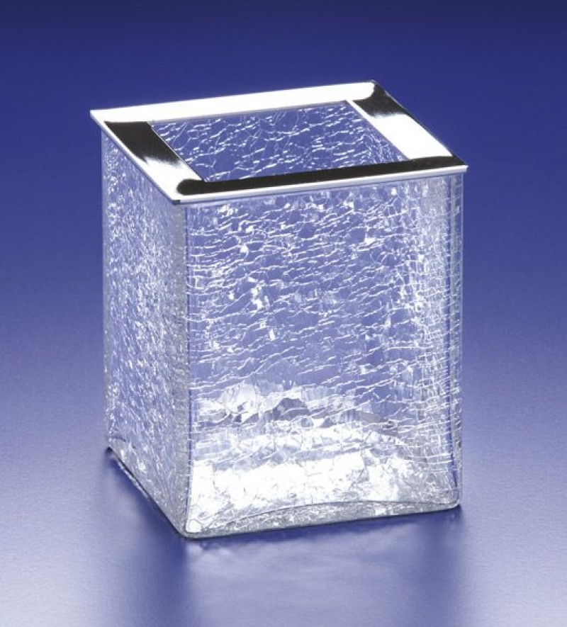 Box cracked crystal