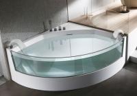 VIEW Угловая ванна